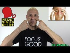 Sinus congestion can linger on for a long time and can make your life miserable. In this video I will share 3 main master point areas that will help deconges. Sinus Pressure Relief, Sinus Congestion Relief, Sinus Headache Relief, Pressure Points For Headaches, Massage Pressure Points, Instant Headache Relief, Pressure Point Therapy, Pain Relief, Sinus Massage