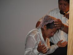 pentecostalism baptism of holy spirit