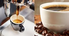What Has More Caffeine, Drip Coffee or Espresso?