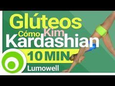 Glúteos cómo Kim Kardashian - Cómo Aumentar los Glúteos - Ejercicios en Casa - 10 Minutos - YouTube