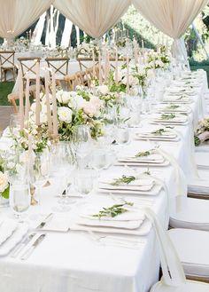 The Dreamiest Springtime Ranch Wedding