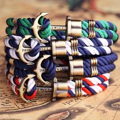 We love these amazing anchor men bracelets from @paul_hewitt ! Save 10% with the CODE: HFM10 (valid until 24th Nov) #paulhewitt""