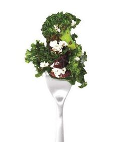 Kale, Broccoli, and Feta Sauté | RealSimple.com