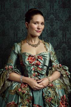 Louise de Rohan (Claire Sermonne) S2