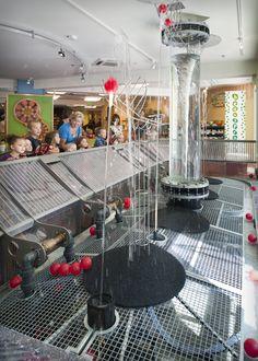 Madison Children's Museum Water Exhibit