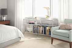 Brixton Console Bookcase - Bookcases & Shelves - Living - Room & Board