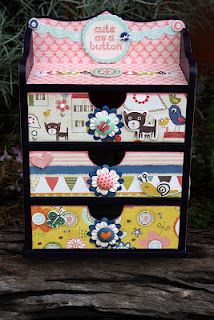 Drawers made for my niece   see more at   http://notananna.blogspot.com.au