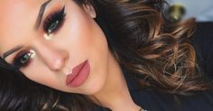 7 Tips for Girls Who Suck at Winged Eye Liner ... → 💄 Makeup