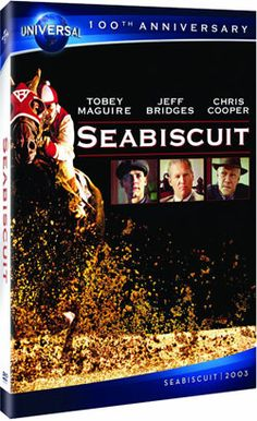 Laura Hillenbrand's best-selling nonfiction novel comes to life with this spectacular big-screen adaptation. Set in the 1930s, SEABISCUIT weaves its story around three men who turned a seemingly untam