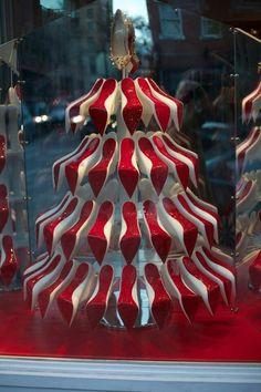 Christmas Shoe Tree!!