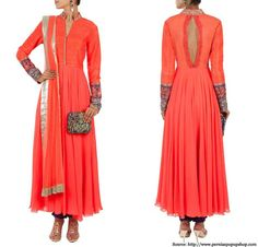 Manish Malhotra Neon Collection - Kurtas, Suits, Sarees Collection