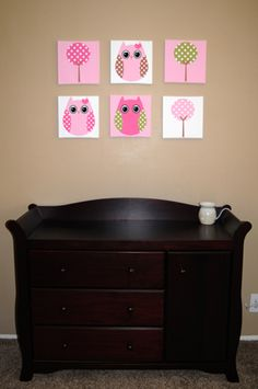 a31a88cfed Owl themed baby room project! Owl Nursery