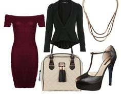 By Day - Business Outfit - stylefruits.co.uk