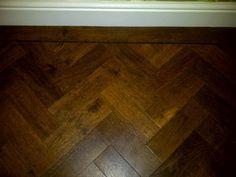 amtico flooring to be laid herringbone style - Hard Flooring job in Rayleigh, Essex - MyBuilder Amtico Flooring, Hall Flooring, Plank Flooring, Stone Flooring, Kitchen Flooring, Hardwood Floors, Floor Preparation, Wenge Wood