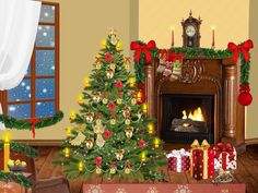 natural christmas tree How to Care for a Christmas Tree Natural Christmas Tree, Live Christmas Trees, Christmas Tree Candles, Christmas Cats, Christmas Time, Merry Christmas, Dorm Decorations, Christmas Decorations, Holiday Decor