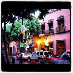 Cafe de Tacuba, Mexico City- love this restaurant!