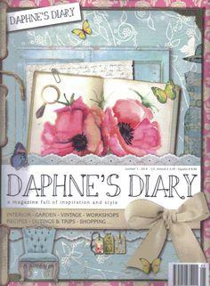 Daphne's Diary Magazine - Number 3 - 2014