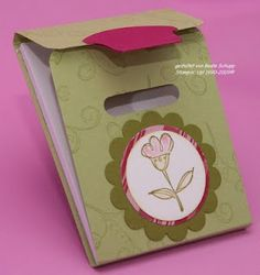 new opening on a purse size note pad