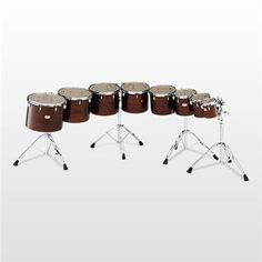 Tom Toms - Percussion - Musical Instruments - Products - Yamaha - United States