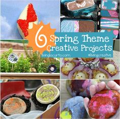 Fun Spring Craft Projects!