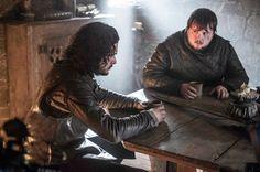 John Bradley on Sam's coming family reunion, and how Stannis inspired Sam