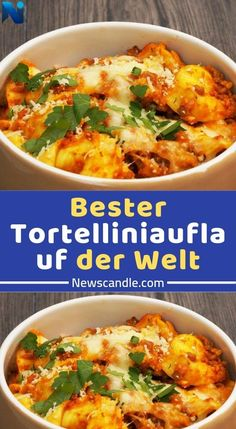 Best tortellini clutch in the world - Einfache Rezepte - Ketchup, Canned Blueberries, Scones Ingredients, Frugal Meals, Food Humor, Healthy Dinner Recipes, Sour Cream, Main Dishes, Food And Drink