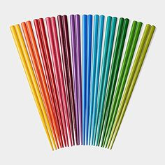 MoMA Rainbow Chopsticks Set MoMA Exclusive *** Click image for more details.