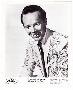 CHARLIE LOUVIN GRAND OLE OPRY