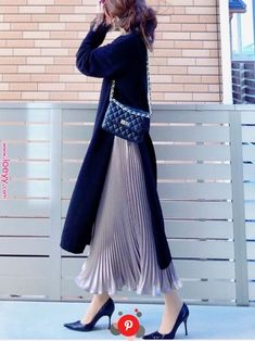 Pin by Veronicaa on Apparels in 2020 Korea Fashion, Japan Fashion, All Fashion, Modest Fashion, Skirt Fashion, Hijab Fashion, Fashion Beauty, Fashion Outfits, Womens Fashion