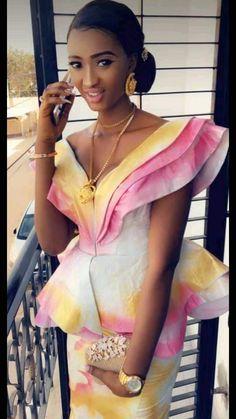 Latest African Fashion Dresses, African Print Dresses, African Print Fashion, Africa Fashion, African Dress, African Attire, African Wear, African Women, Christine Fashion