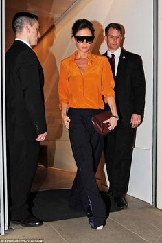 a5c8fdee1c Victoria Beckham London Store March 8. 2017