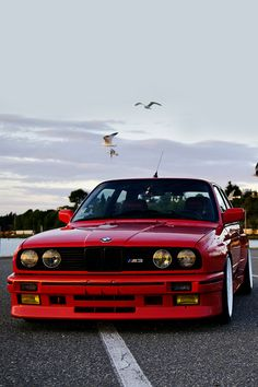 BMW E30 M3 very clean classic look http://extreme-modified.com/
