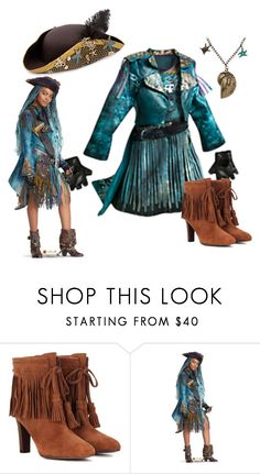 """""""Uma-Descendants"""" by prissy2003 ❤ liked on Polyvore featuring See by Chloé"""