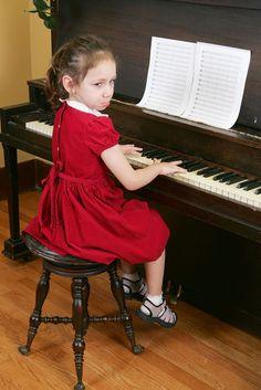 La pratique récalcitrante Le cauchemar de chaque parent d'un jeune élève en musique récalcitrant: comment le faire pratiquer régulièrement.