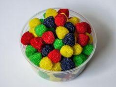 żelki malinki smak dzieciństwa Raspberry, Fruit, Food, Essen, Meals, Raspberries, Yemek, Eten