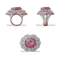 Pour Toujours Ring- Peau d'Âne- Fine Jewelry Collection by Van Cleef & Arpels