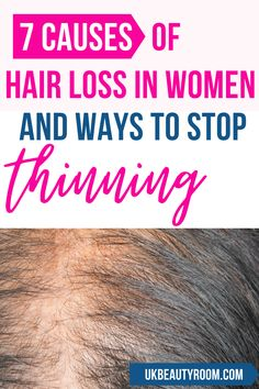 How to regain hair lost due to stress