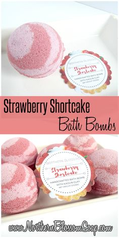 Strawberry Shortcake is absolutely delicious, and these bath bombs smell just like the real thing! Aromas of fresh strawberries, angel food cake, and whipped cream with make your stomach rumble. Mason Jar Projects, Mason Jar Crafts, Mason Jar Diy, Diy Hanging Shelves, Floating Shelves Diy, Diy Home Decor Projects, Diy Projects To Try, Savon Soap, Bath Bomb Recipes