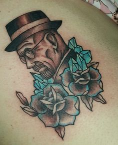 'Breaking Bad' Tattoo~