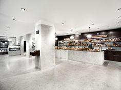 Lagkagehuset bakery by SPACE, Copenhagen store design                                                  youtube downloader