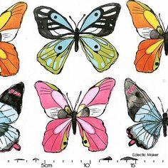 Flutter Laura Gunn Flutter Fly in White