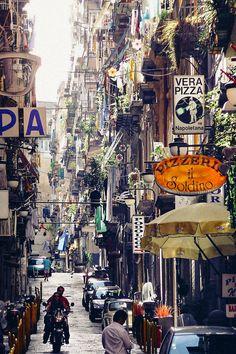 Le strade di Napoli <3