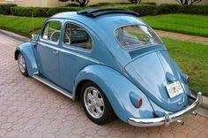 58 VW Ragtop
