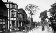 Magazine Pub Wallasey 1910 Liverpool Town, New Brighton, Santorini, Jamaica, Childhood Memories, Nostalgia, Magazine, River, London