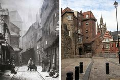 Remember When: Castle Garth, Newcastle, in 1905 - then and now