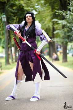 Cosplayer: Melenea Cosplay Character: Say'ri From: Fire Emblem Awakening