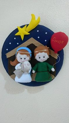 1 million+ Stunning Free Images to Use Anywhere Handmade Christmas Crafts, Christmas Sewing, Holiday Crafts, Christmas Nativity Scene, Christmas Art, Christmas Ornaments, Christmas Goodies, Felt Decorations, Christmas Decorations