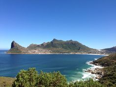 Hout Bay Harbour in Hout Bay, Western Cape