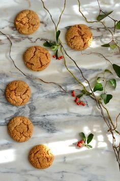 Sweet Gula: Strong Ginger Snaps || Biscoitos de Gengibre