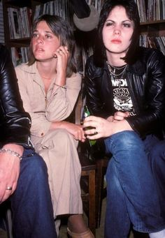 Suzie Quatro & Joan Jett